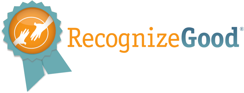 SabeRex Logo: RecognizeGood