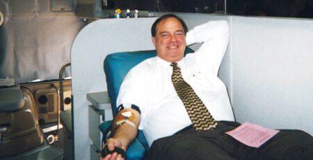 photo blood drive 2007